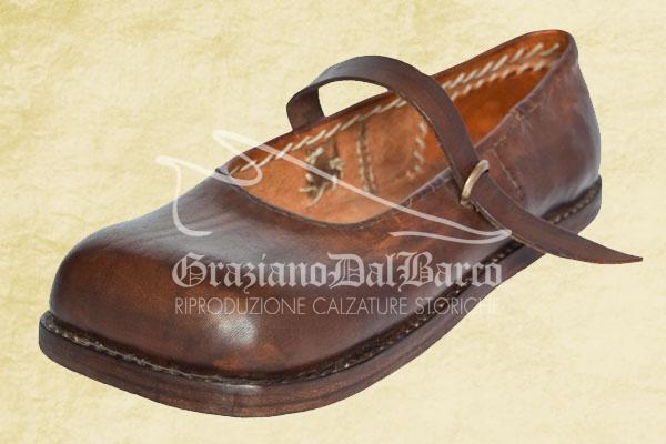 Historical Shoes Reproduction Men