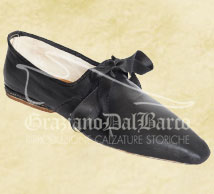 historical footwear 18th and 19th century replica shoes