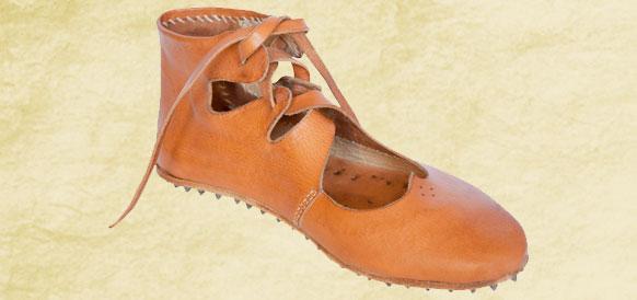 Vindolanda historical reproduction roman shoes